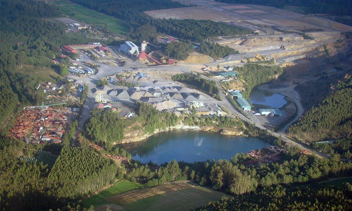 Instalaciones industriales actuales, Touro
