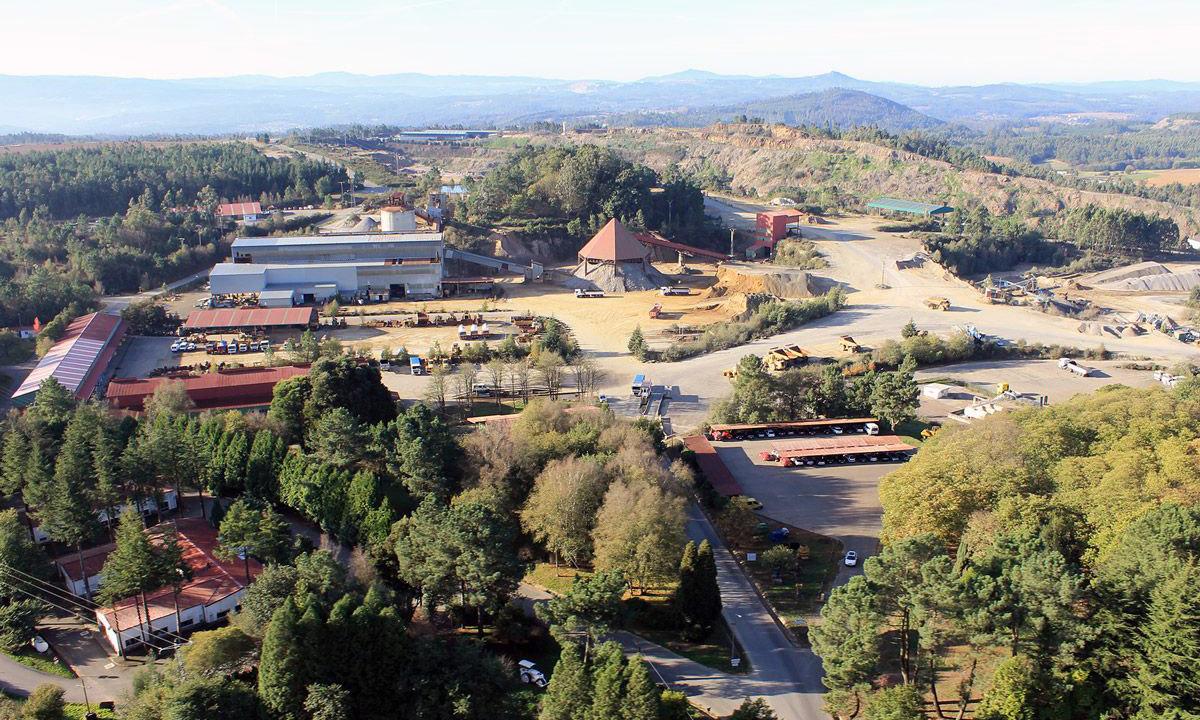 Instalaciones industriales actuales